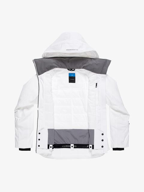 Womens Truuli 2-Layer Jacket White