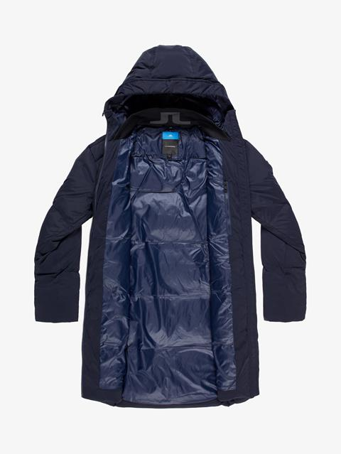 Womens Radiator Down Parka JL Navy