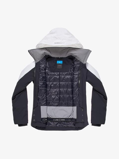 Womens Loa 2-Layer Jacket Black