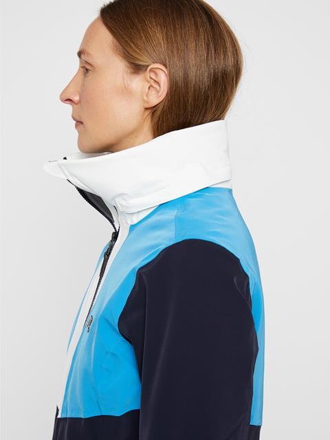 Womens Gab Dermizax EV 2-Layer Jacket Fancy