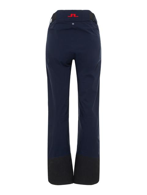 Womens Bute 3-Layer Pants JL Navy