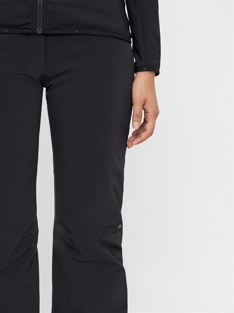 Womens Wrangell Dermizax EV 2-Layer Pants Black