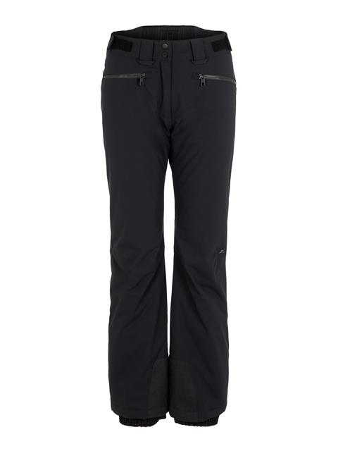 Womens Truuli 2-Layer Pants Black