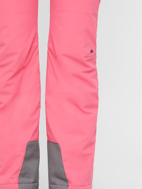 Womens Truuli 2-Layer Pants Hot Pink