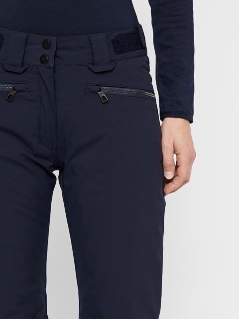 Womens Truuli 2-Layer Pants JL Navy