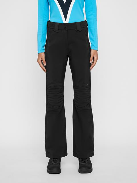 Womens Stanford Soft Shell Pants Black