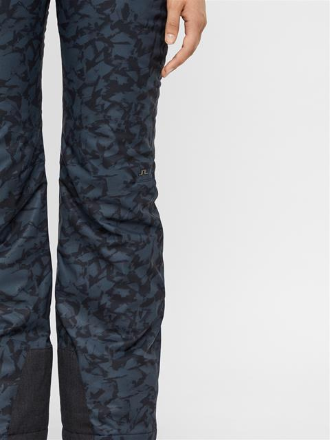 Womens Truuli 2-Layer Printed Pants Icelayers