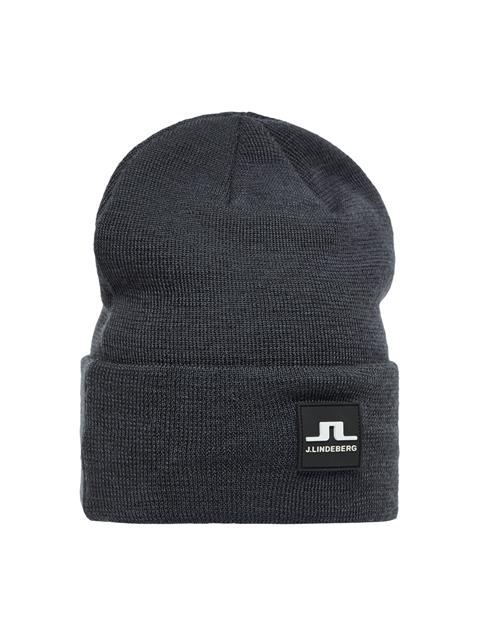 Mens Stinny Wool Hat Asphalt Black