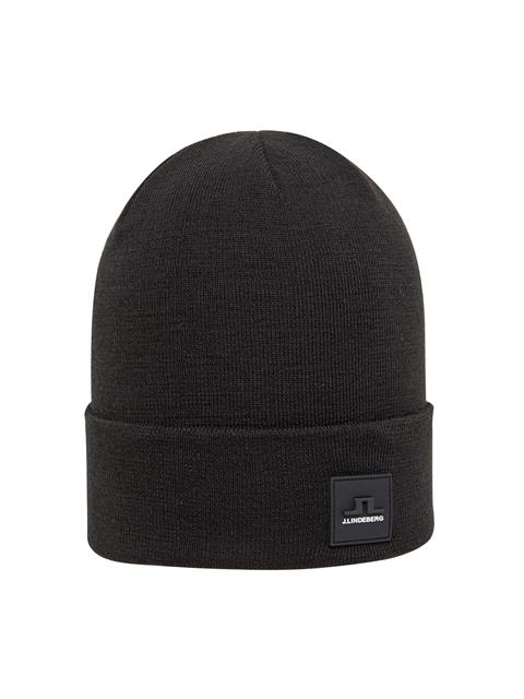 Mens Stinny Wool Hat Black