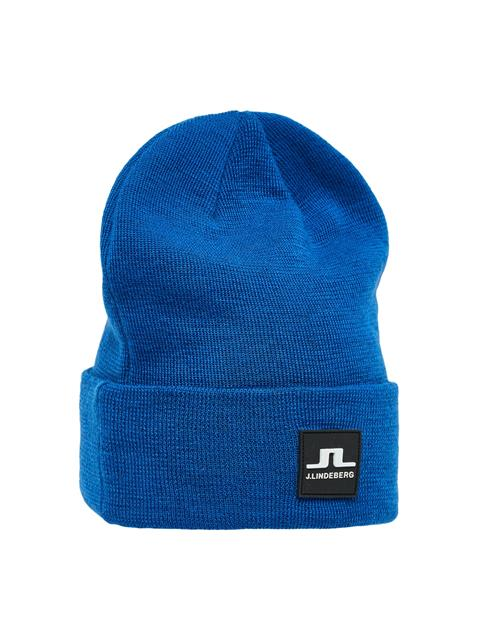 Mens Stinny Wool Hat Pop Blue