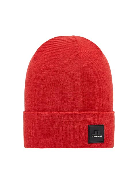 Mens Stinny Wool Hat Racing Red