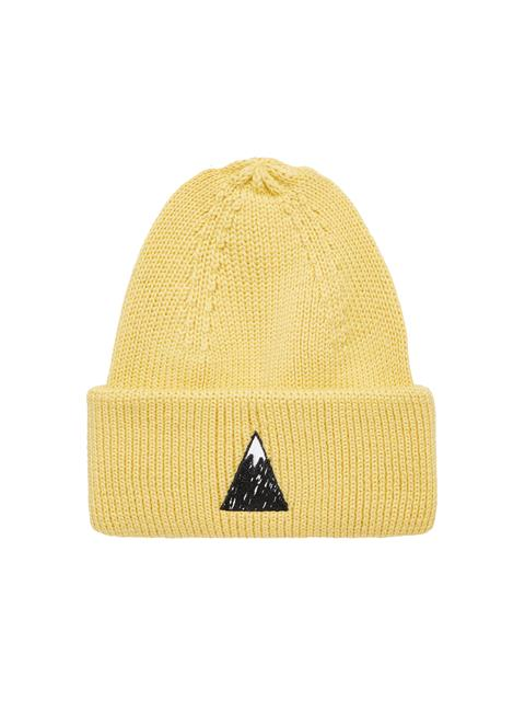 Mens Briggs Wool Hat Banging Yellow