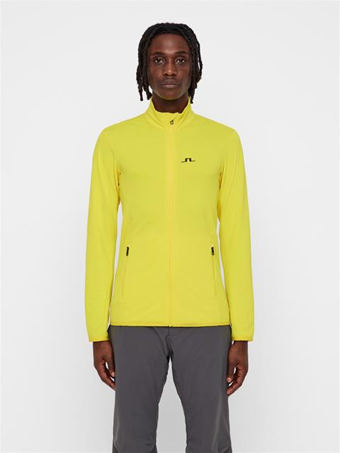 Mens Nigel Fieldsensor Mid-Jacket Banging Yellow