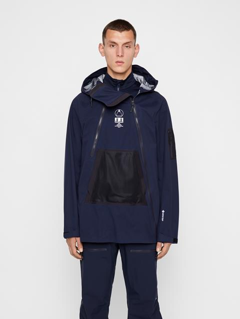 Mens Bute 3-Layer Jacket JL Navy