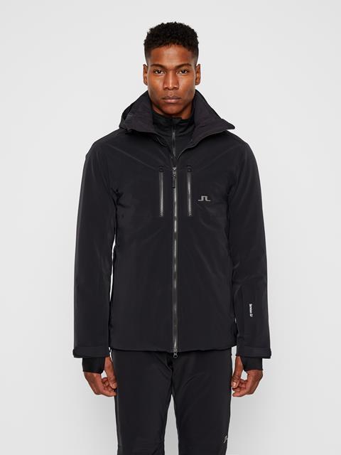 Mens Watson Dermizax EV 2-Layer Jacket Black