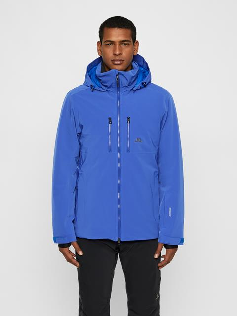 Mens Watson Dermizax EV 2-Layer Jacket Pop Blue