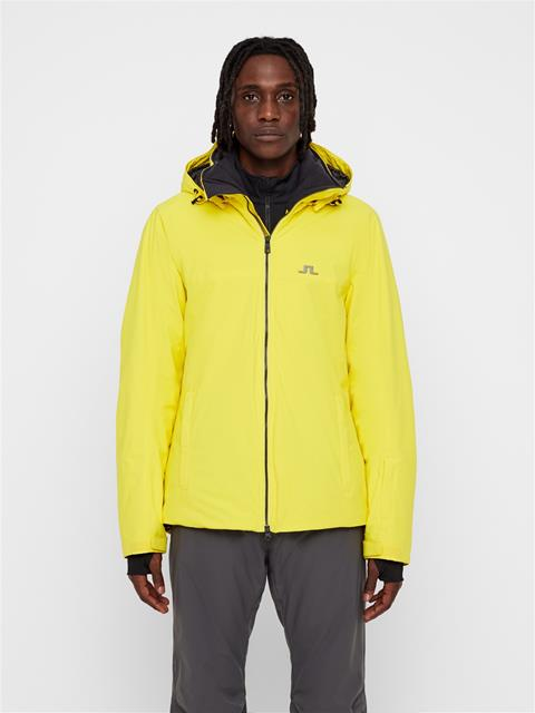 Mens Truuli 2-Layer Jacket Banging Yellow