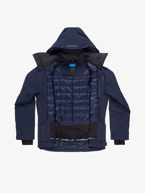 Mens Truuli 2-Layer Jacket JL Navy