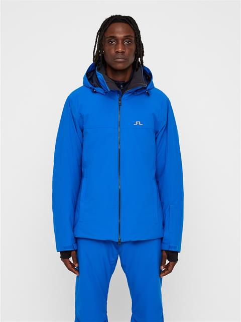Mens Truuli 2-Layer Jacket Pop Blue
