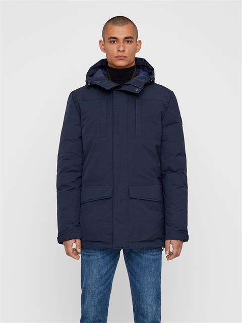 Mens Radiator Down Parka JL Navy