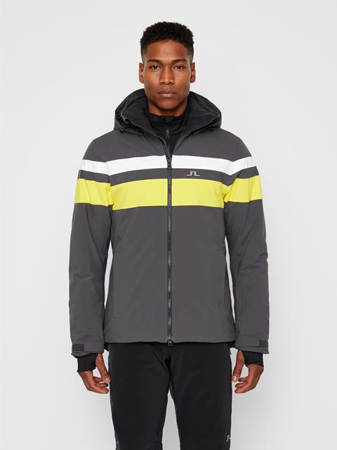 Mens Franklin 2-Layer Jacket Banging Yellow