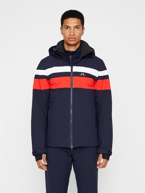 Mens Franklin 2-Layer Jacket JL Navy