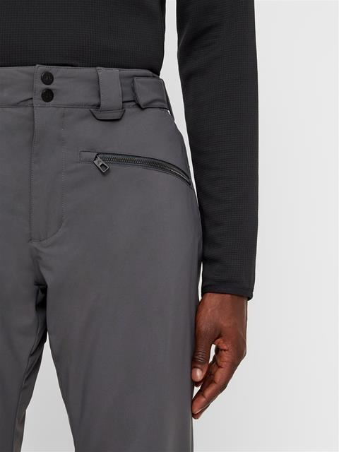 Mens Truuli 2-Layer Pants Asphalt Black