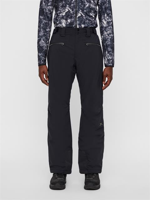 Mens Truuli 2-Layer Pants Black