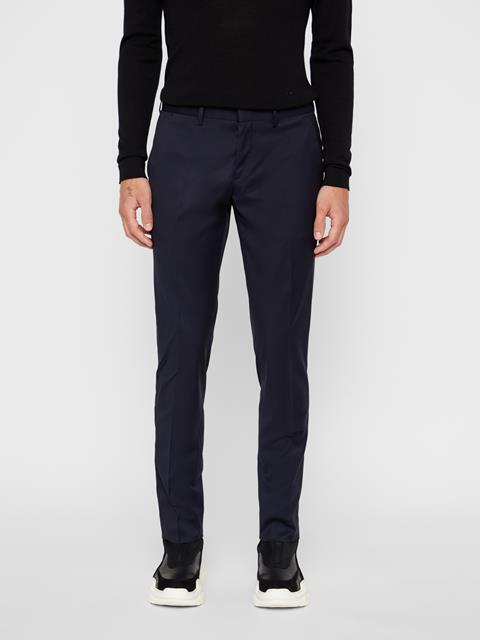 Mens Paulie Legend Wool Pants JL Navy