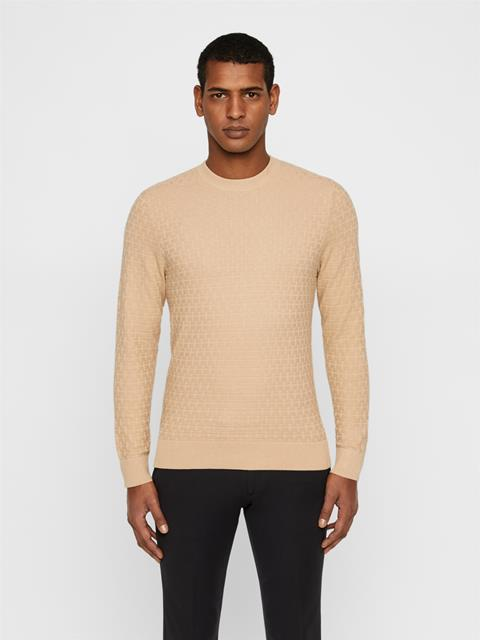 Mens Arthur Structure Sweater Sheppard