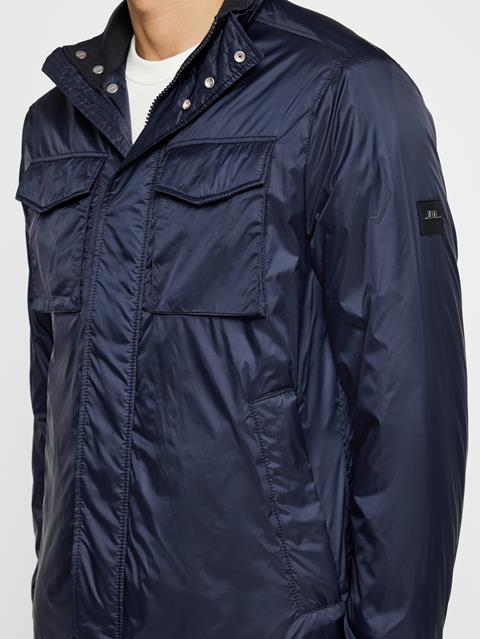Mens Dray Eco Jacket JL Navy
