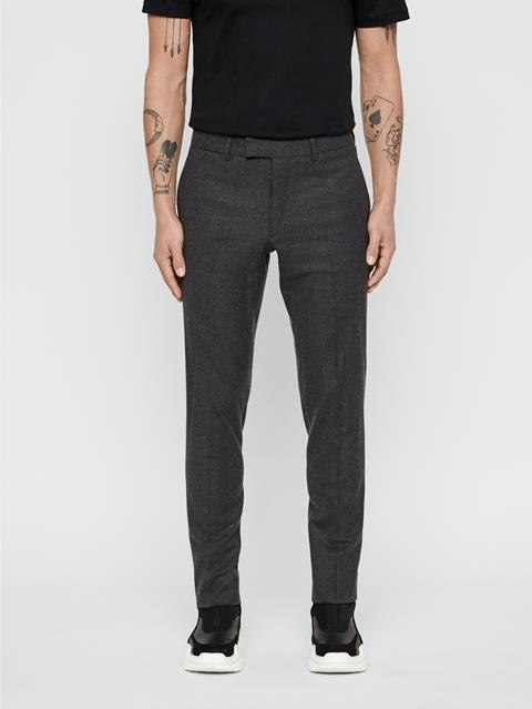 Mens Grant Movement Pants Dark Grey