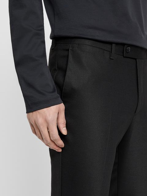 Mens Grant Frame Pants Black