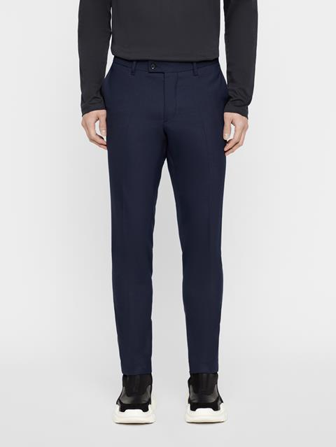 Mens Grant Frame Pants Mid blue