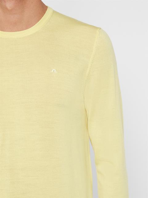 Mens Newman Wool Sweater Still Yellow