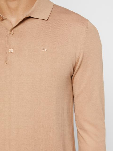 Mens Rowan Cotton Silk Sweater Sheppard