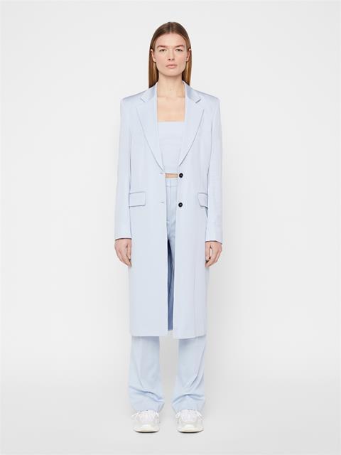 Womens Floyd Tailored Coat Skyrim