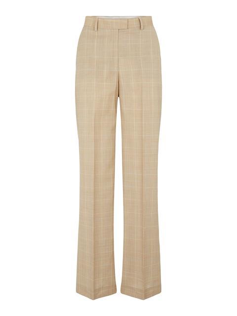 Womens Kori Voyager Wool Pants Sheppard