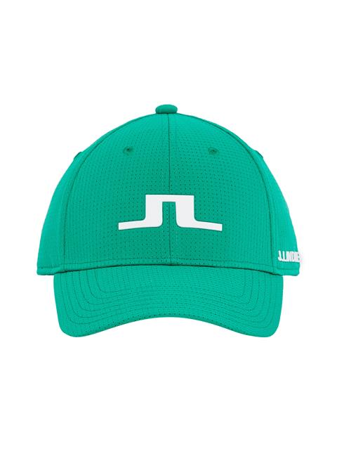 Mens Caden Tech Mesh Cap Stan Green