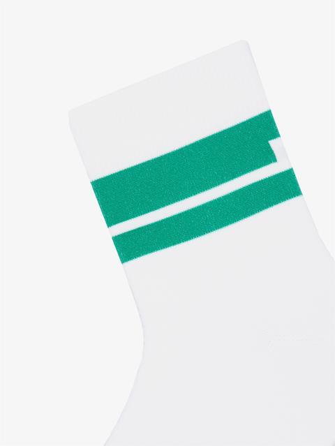 Mens Dry Yarn Golf Sock Stan green