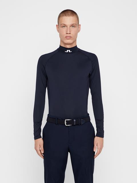 Mens Aello Compression Layer JL Navy