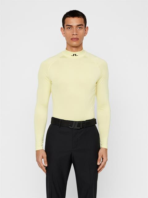 Mens Aello Compression Layer Still Yellow