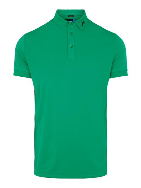 Mens KV TX Jersey Polo Stan Green