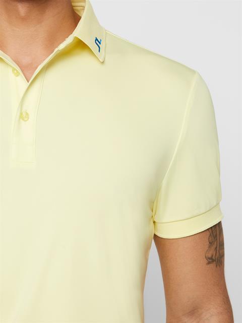 Mens KV TX Jersey Polo Still Yellow