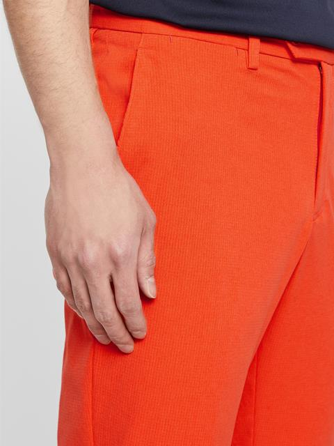 Mens High Vent Pants Tomato Red