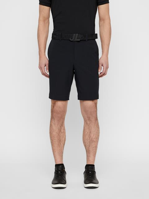 Mens High Vent Shorts Black