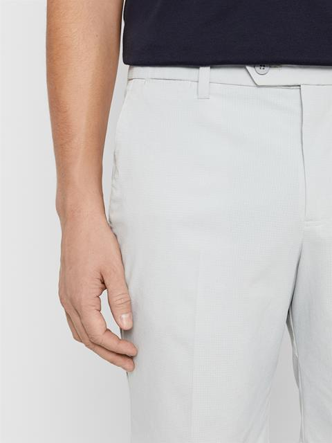 Mens High Vent Shorts Stone Grey