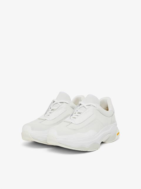 Mens Twiggy Runner White