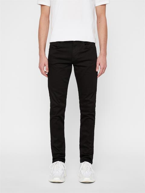 Mens Jay Re Active Black Jeans Black