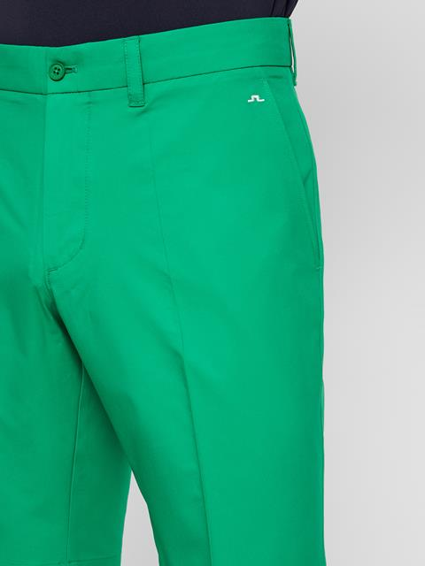 Mens Somle Light Poly Shorts Stan Green